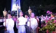 Những nghi thức trong lễ Giáng sinh ở nhà thờ cổ Sài Gòn