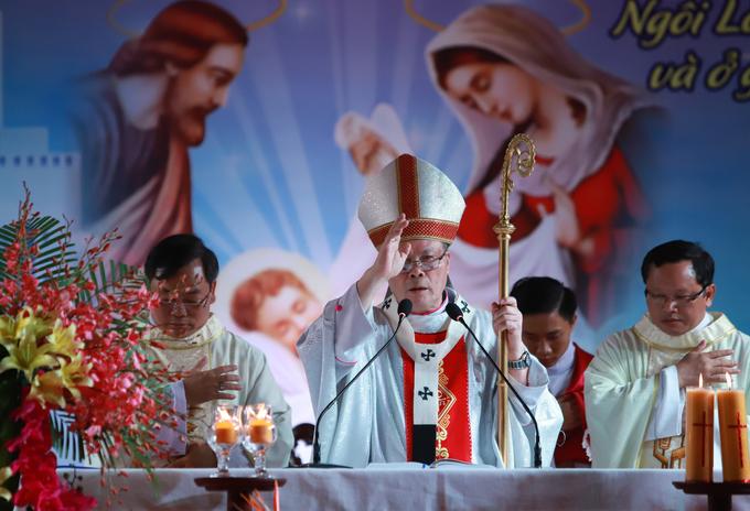 Các nghi thức lễ Giáng sinh của đạo Công giáo