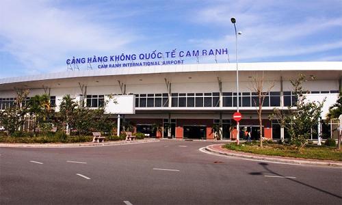 Sân bay Cam Ranh, nơi xảy ra sự cố hàng không. Ảnh: Khanhhoa.