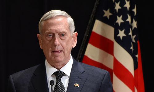 Bộ trưởng Quốc phòng Mỹ James Mattis sẽ rời nhiệm sở vào ngày 1/1/2019. Ảnh: Reuters.