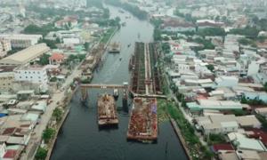 Người dân sống khổ bên công trình chống ngập 10.000 tỷ đình trệ