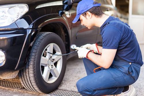 Khí Nitơ sẽ giữ lốp mát hơn và ngăn lốp không mất áp suất thường xuyên.
