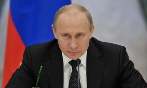 Tổng thống Nga Putin. Ảnh: AFP.