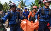 Indonesia chật vật cứu trợ nạn nhân sóng thần