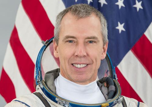Drew Feustel, phi hành gia được NASA tuyển chọn năm 2000. Ảnh: NASA.