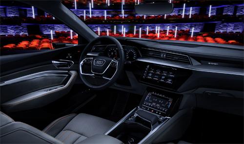 Công nghệ ôtô sắp phô diễn ở triển lãm CES 2019