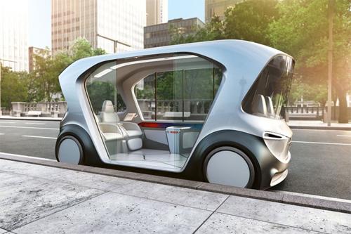 Công nghệ ôtô sắp phô diễn ở triển lãm CES 2019 - 1