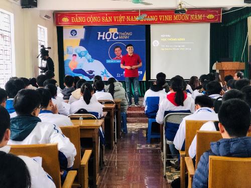 Hội thảo Học thông minh thu hút nhiều trường phổ thông cả nước