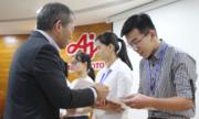 Ajinomoto Việt Nam trao học bổng cho 15 thủ khoa, á khoa ngành dinh dưỡng