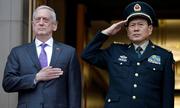 Trung Quốc 'vừa đấm vừa xoa' Bộ trưởng Quốc phòng Mỹ