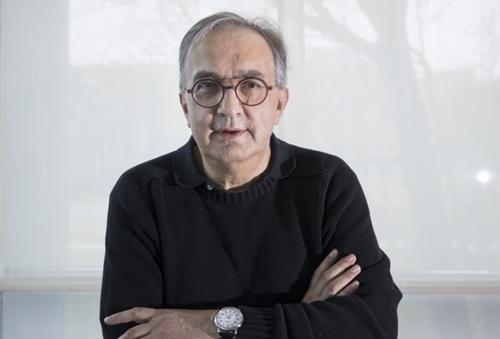 Sergio Marchionne, cựu CEO tập đoàn Fiat Chrysler Automobiles.
