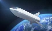 Elon Musk công bố bản thử nghiệm của tên lửa lên sao Hỏa