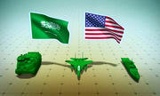 Lượng vũ khí 9 tỷ USD Arab Saudi mua của Mỹ