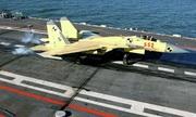 Tiêm kích Trung Quốc có thể đã cất cánh từ tàu sân bay nội địa đầu tiên