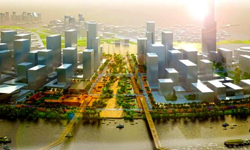 TP HCM muốn chi 1.500 tỷ xây nhà hát giao hưởng ở Thủ Thiêm