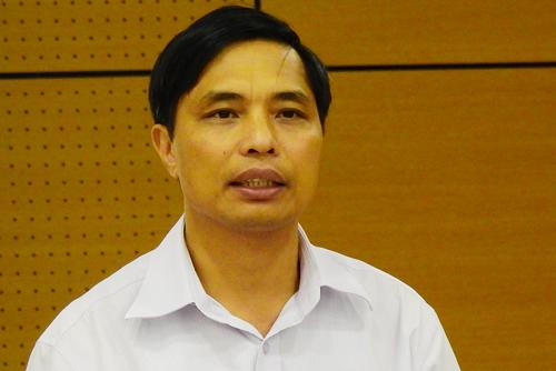 Ông Vũ Văn Diện, Phó Chủ tịch UBND tỉnh Quảng Ninh. Ảnh: Minh Cương