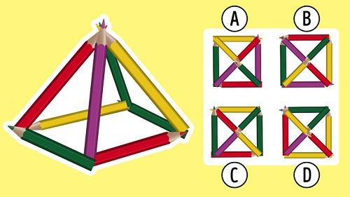 Bốn câu đố thử tài khả năng tập trung và tư duy - 2