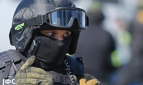Đặc vụ FSB. Ảnh: TASS.
