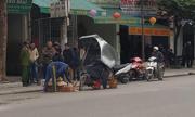 Người đàn ông vô gia cư chết trên xe ba bánh sau đêm giá rét