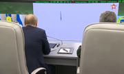 Nga công bố video Putin giám sát vụ thử vũ khí siêu vượt âm