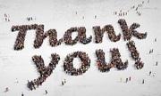 Những câu nói thay thế 'Thank you'