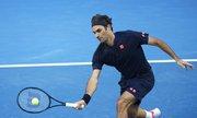 Frances Tiafoe 0-2 Roger Federer