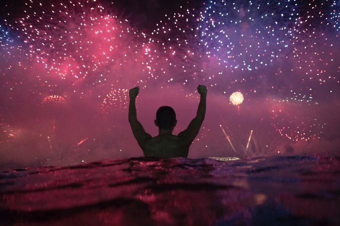 Những khoảnh khắc ấn tượng trong lễ đón năm mới 2019 trên thế giới