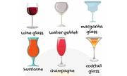 Từ vựng chỉ các loại ly tách trong tiếng Anh