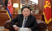Sự lột xác của Kim Jong-un trong bài phát biểu năm mới
