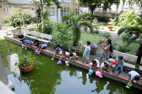 Samsung đã mang STEM đến Việt Nam như thế nào?