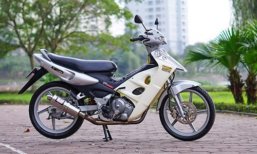 Suzuki FX 125 zin của tay chơi Hà thành