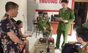 300 cảnh sát khám xét 32 điểm cho vay nặng lãi ở Thanh Hóa
