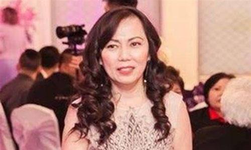 Ngoc Nhu Nguyen, chủ tiệm làm móng Crystal Nails & Spa ở Las Vegas, Mỹ. Ảnh: NBC.