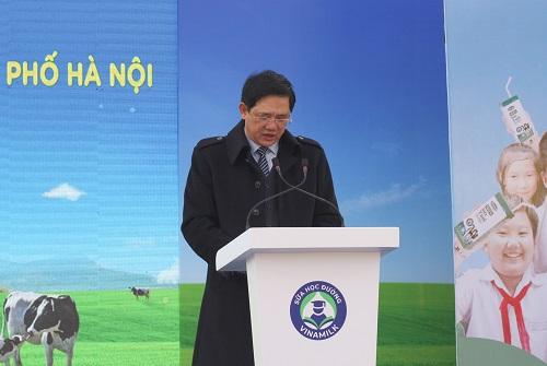 Ông Phạm Xuân Tiến - Phó Giám đốc Sở Giáo dục và Đào tạo Hà Nội.