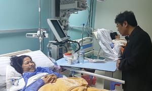 3 người bị thương nặng trong vụ đánh bom ở Ai Cập đang hồi phục tốt