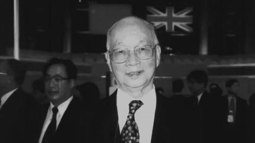 Cựu đại sứ Trung Quốc tại Anh Kha Hoa. Ảnh: Handout.