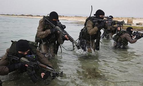 Lực lượng đặc nhiệm chống khủng bố của Mossad. Ảnh: Daily Sabah.