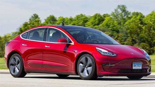 Trong tổng doanh số 90.000 xe Tesla bán ra trong quý IV/2018, có hơn 63.000 chiếc Model 3. Ảnh: Consumer Reports.