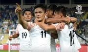 Thái Lan 1-4 Ấn Độ