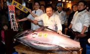 'Ông vua' đứng sau thương vụ mua cá ngừ hơn 3 triệu USD tại Nhật