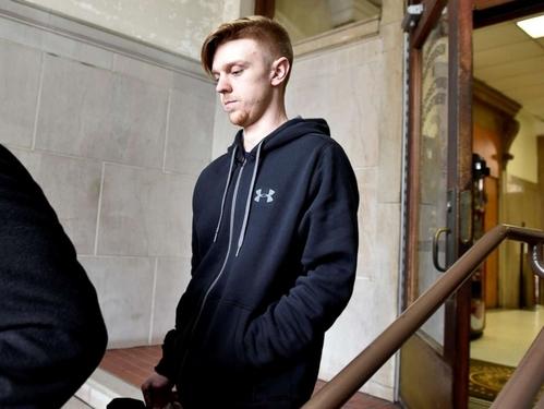 Ethan Couch được trả tự do sau 2 năm ngồi tù. Ảnh: Nick Oxford/Reuters.