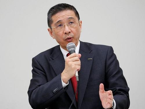 Hiroto Saikawa, người được Ghosn cố vấn và chọn kế nhiệm vào vị trí CEO Nissan.