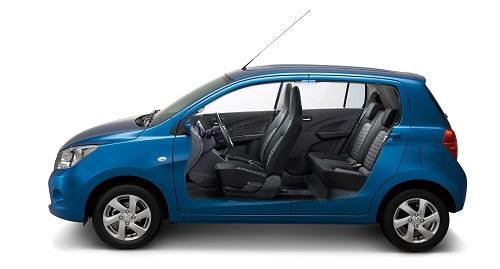 Suzuki Celerio giá rẻ, tiết kiệm nhiên liệu nhất trong phân khúc