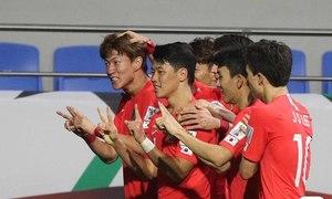 Hàn Quốc 1-0 Philippines