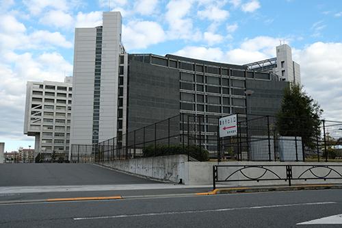 Nhà tù Tokyo, nơi giam giữ Carlos Ghosn. Ảnh: Bloomberg