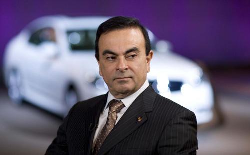 Carlos Ghosn - Cựu CEO Nissan. Ảnh: CNN.
