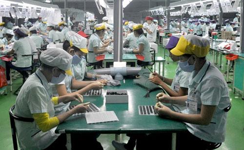 Hiện có 5.000 doanh nghiệp được hỗ trợ áp dụng công cụ cải tiến năng suất. Ảnh: TTXVN.