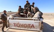 Mỹ chật vật tìm nơi giam tù binh IS khi rút quân khỏi Syria