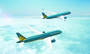 Vietnam Airlines dẫn đầu chỉ số đúng giờ năm 2018