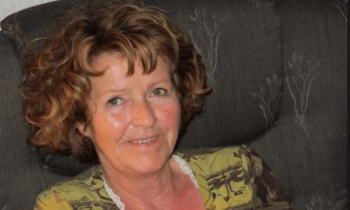 Anne-Elisabeth Falkevik Hagen, vợ của tỷ phú Tom Hagen. Ảnh: CCN.
